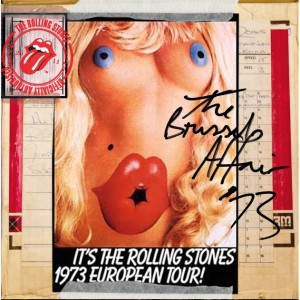 The Rolling Stones Brussels Affair