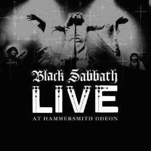 Black sabbath live at hammersmith odeon