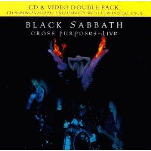 Black sabbath cross purposes live