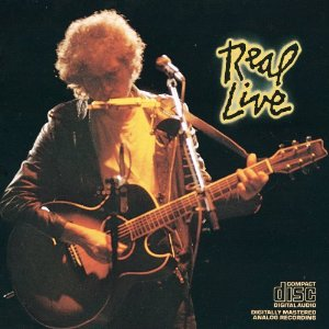 Bob Dylan Real Live 1984