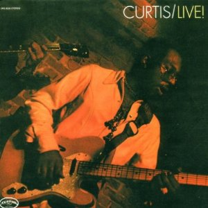 Curtis Mayfield Curtis Live