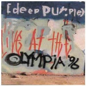 Deep Purple Live At The Olympia 96