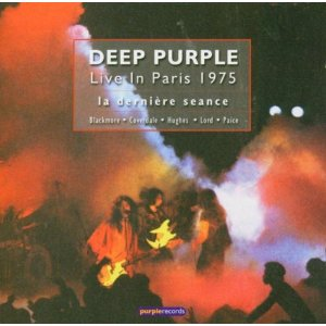 Deep Purple Live In Paris