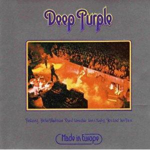 Deep Purple Made In Europe 1975