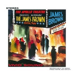 James Brown Live At The Apollo 1962