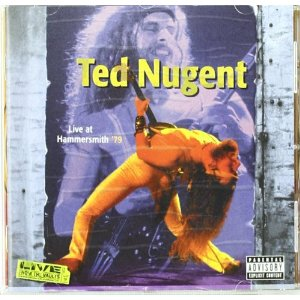 Ted Nugent Live at Hammersmith '79