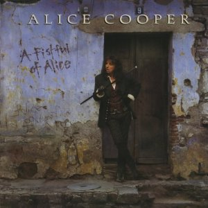 Alice Cooper A Fistful Of Alice