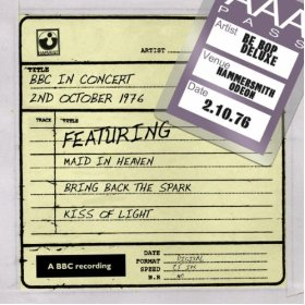 Be Bop Deluxe BBC In Concert 2nd October 1976
