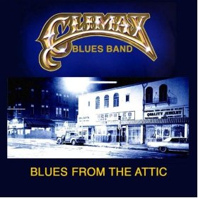 Climax Blues Band Blues From The Attic
