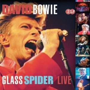 David Bowie Glass Spider Live