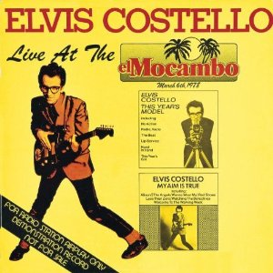 Elvis Costello Live At The El Mocambo