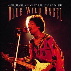 Jimi Hendrix Blue Wild Angel