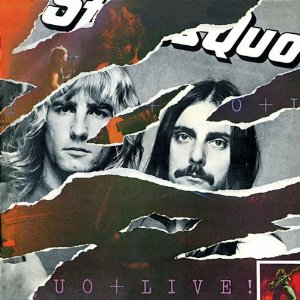 Status Quo Live - their first live album