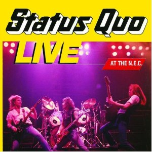 Status Quo Live At The NEC