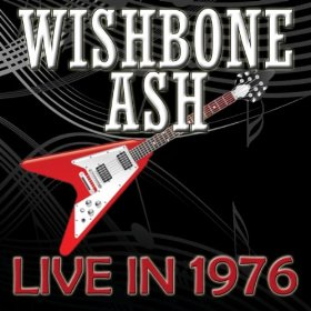 Wishbone Ash Live In 1976