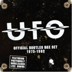 UFO The Official Bootleg Box Set