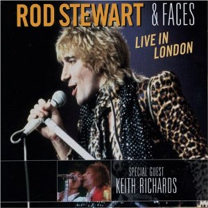 Rod Stewart Live In London