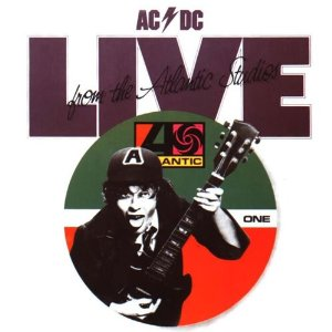 ACDC live from the atlantic studios