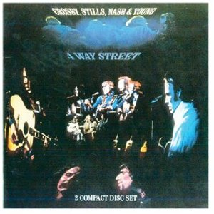 Crosby Stills Nash & Young 4 Way Street
