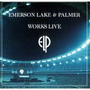 Emerson Lake & Palmer Works Live