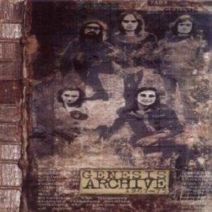 Genesis Archive 1967–75
