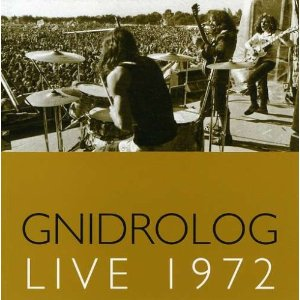 Gnidrolog Live 1972