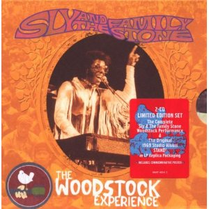 Sly & The Family Stone The Woodstock Experience