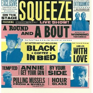 Squeeze A Round And A Bout album cover