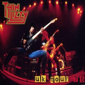 thin lizzy uk tour 75