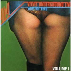 Velvet Underground Live 1969 album cover