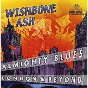wishbone ash almighty blues