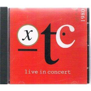 XTC Live In Concert