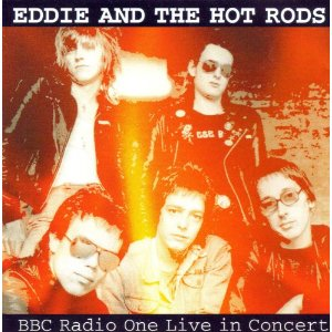 Eddie And The Hot Rods Live In Concert  album cover