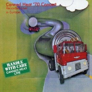 Canned Heat 70 Concert Live In Europe