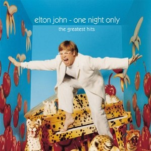 Elton John One Night Only The Greatest Hits