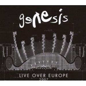 Genesis Live Over Europe 2007