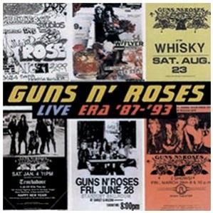 Guns N Roses Live Era 87–93