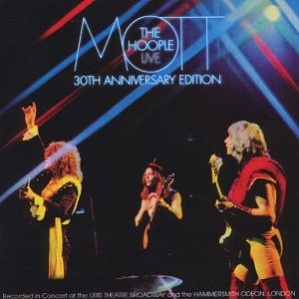Mott The Hoople Live
