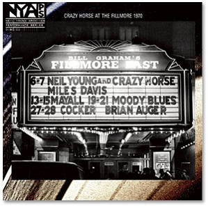 Neil Young Live At The Fillmore East