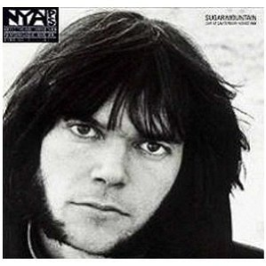 Neil Young Sugar Mountain – Live at Canterbury House 1968