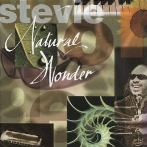 Stevie Wonder Natural Wonder