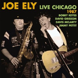 Joe Ely Live Chicago 1987