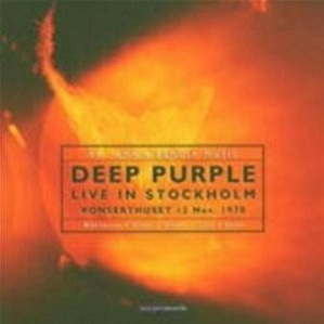 Deep Purple Live In Stockholm