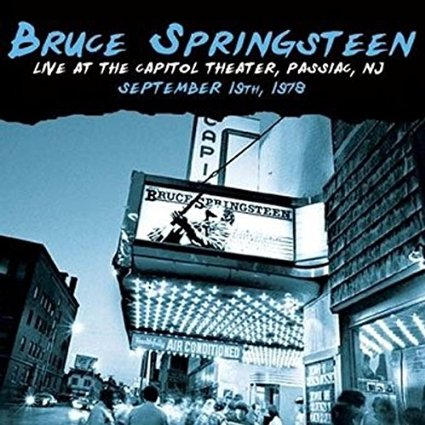 Live At The Capitol Theater, Passiac NJ, September 19th 1978