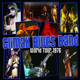 Climax Blues Band World Tour 1976