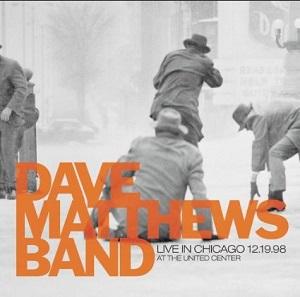 Dave Matthews Band Live In Chicago 12.19.98