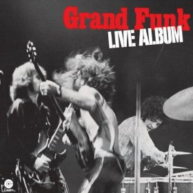 Grand Funk Railroad Live Album