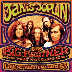 Janis Joplin with Big Brother & The Holding Company Live at Winterland '68