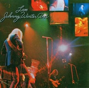 Johnny Winter Live Johnny Winter And