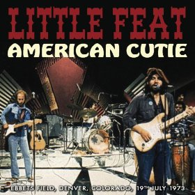 Little Feat American Cutie